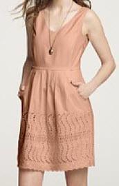 Delaney Eyelet Dress