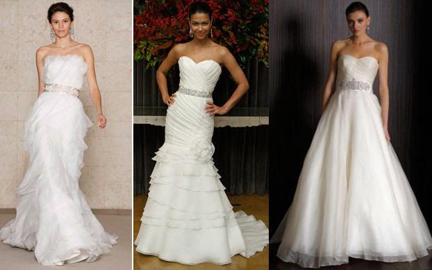 Jeweled Wedding Belts | Spring 2011 Trends | Badgley Mischka