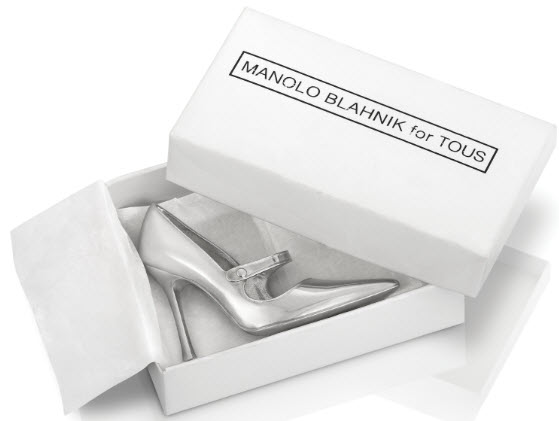 Manolo Blahnik Tous Jewelry Fashion Collaborations