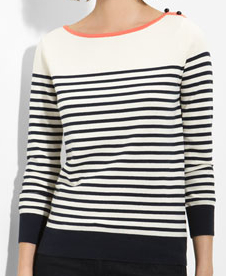 Milly Mariner Sweater