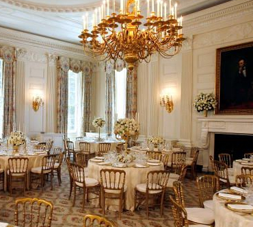gallery for royal dining room