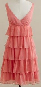 Silk Chiffon Zadie Dress