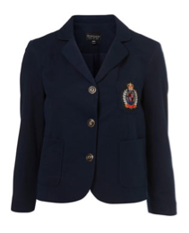 Topshop School Boy Ponte Jacket