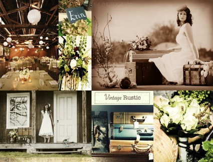 How To Create A Romantic Rustic Wedding Without Moving To The Country