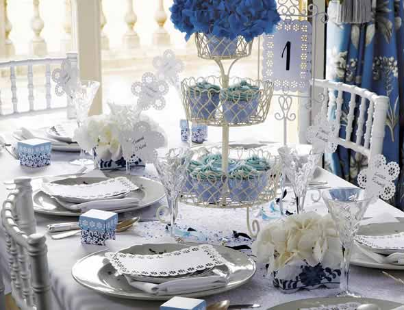 If Your Wedding Color Scheme Include Any Of The Marvelous Shades Blue There S A Invitation To Complement It From Fl Elegant