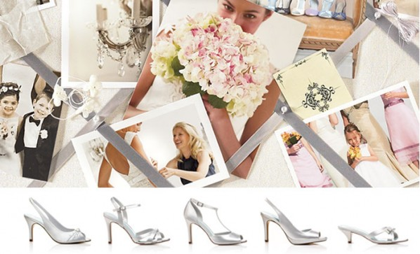 Rose For Payless | Dyeable Wedding Shoes | Under $50 Wedding Shoes