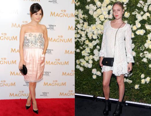 Celebrities at Tribeca Film Festival