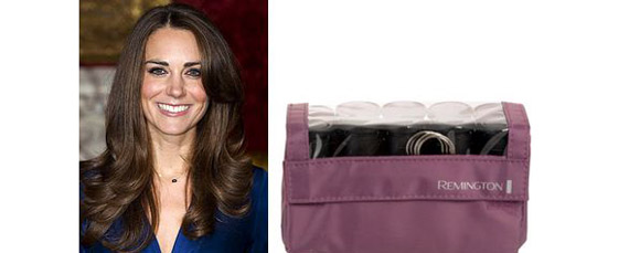 Kate Middleton Hair Hot Roller Styling Expert Hair Tips