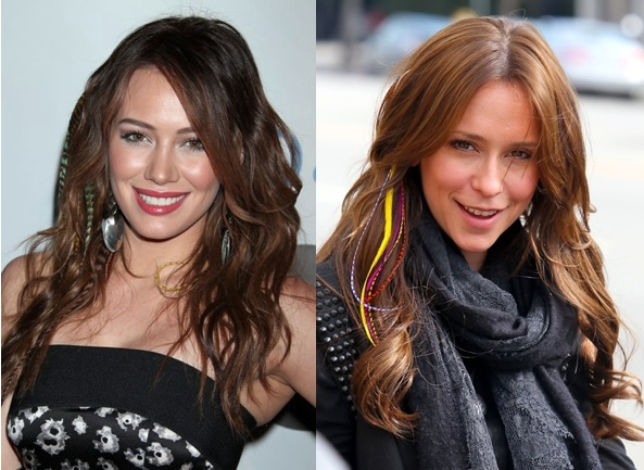 Jennifer Love Hewitt clueless hair pictures 2011 news
