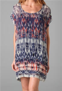 Joie Sybil Ikat Dress