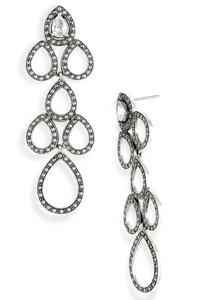 Judith Jack 'Hollywood' Marcasite Earrings