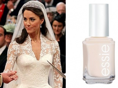 Shefinds Weddings Essie Allure Nail Polish 8 What Did Kate Middleton