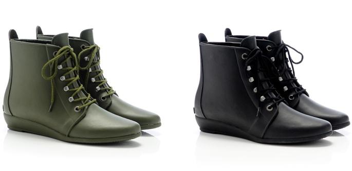 Loeffler Randall Rain Bootie | Rain Booties | Designer Rain Boots