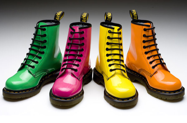Dr. Martens Finally Designed Some Clothes To Go With Those Iconic