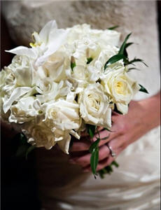 Bridal bouquet: