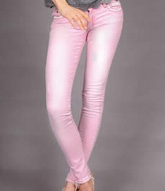 m2f Colored Skinny Jeans