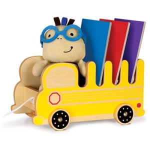 Book Buggee - School Bus