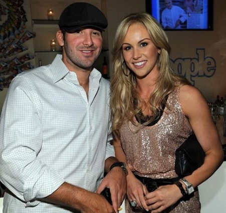 candice crawford wedding. Romo wed Candice Crawford