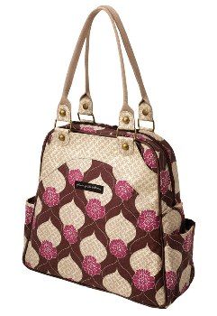 Disney, It's a Small World by Petunia Pickle Bottom 'Sashay Satchel' Organic Cotton Diaper Bag