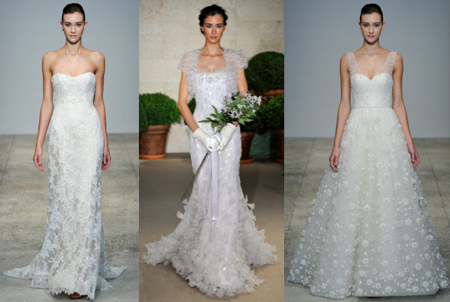 Embellished Wedding Dresses | Lace Wedding Dresses | Beaded Wedding ...