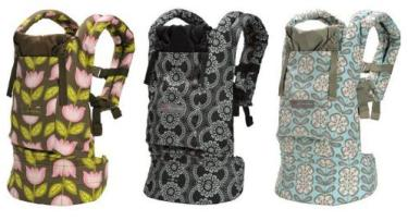 ErgoBaby Petunia Pickle Bottom Baby Carriers