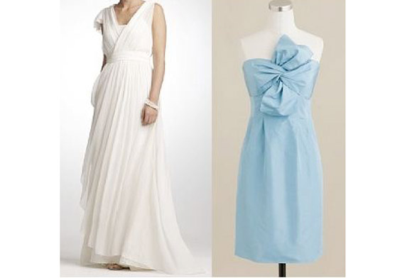 Wedding Dress Sale | JCrew Bridal Sale | Cheap Wedding Shoes