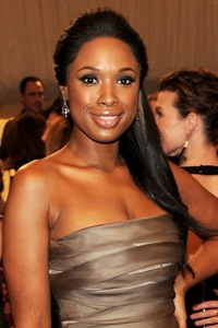 Jennifer Hudson's Smoky Eyes