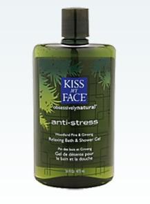 Kiss My Face Anti-Stress Bath Gel
