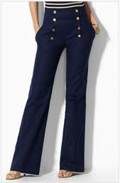 Lauren by Ralph Lauren Fisher Pants