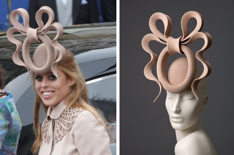 Princess Beatrice s Royal Wedding Hat Up For Charity Auction On eBay 3a8355be0e2