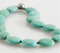Ralph Lauren Turquoise Necklace