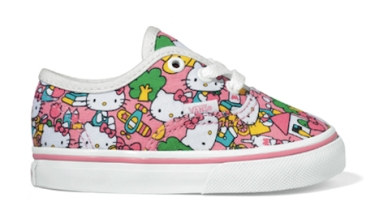 Sanrio Hello Kitty Vans