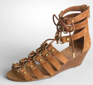 Ames lace up sandal
