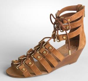 Ames lace up sandal