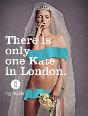 Kate Moss is about to be a bride herself and I suppose she 39s taking it very