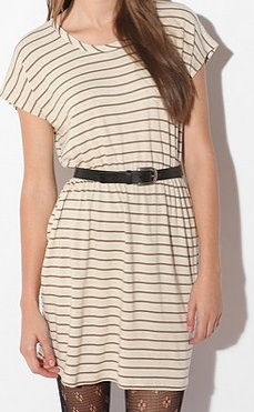 Urban Outifitters Character Hero Striped Sweater Dress