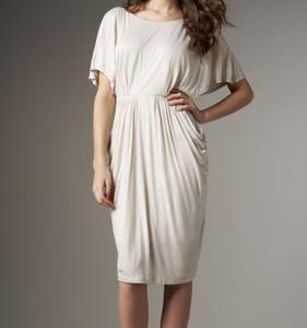 Alice + Olivia Draped Grecian Dress