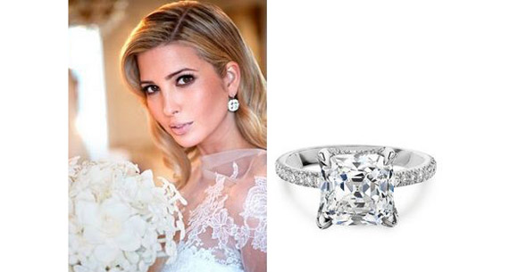 Ivanka Trump Fine Jewelry Sustainable Diamonds EcoFriendly Weddings