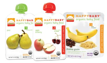 HAPPYBABY Food