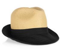 Helene Berman summer hat