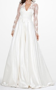 JS Collections 'Duchess' Wedding Gown