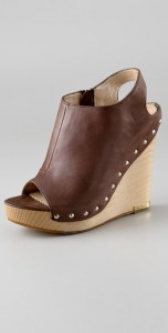 Jean-Michel Cazabat Wanda Wedge Booties