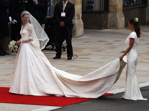 Kate Middleton Wedding Dress Alexander Mcqueen