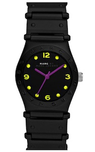 MARC BY MARC JACOBS 'Jorie' Small Aluminum Watch