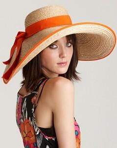 Raffia Floppy Hat