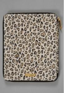 Rebecca Minkoff iPad Case in Nude Cheetah