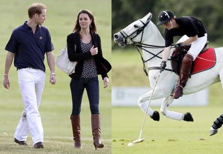 Polo Themed Wedding Kate Middleton Polo Dress Horse Wedding