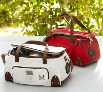 Smart Duffle Boom Box