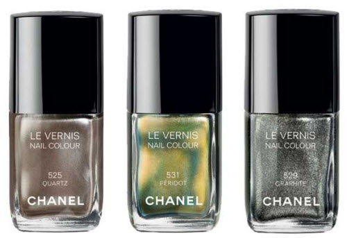 Chanel LE VERNIS - GOLD FINGERS NAIL COLOUR Limited Edition | Makeup ...