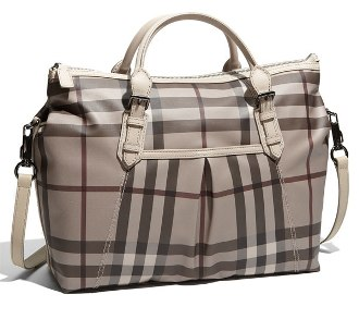 Designer Diaper Bags | Burberry Diaper Bag